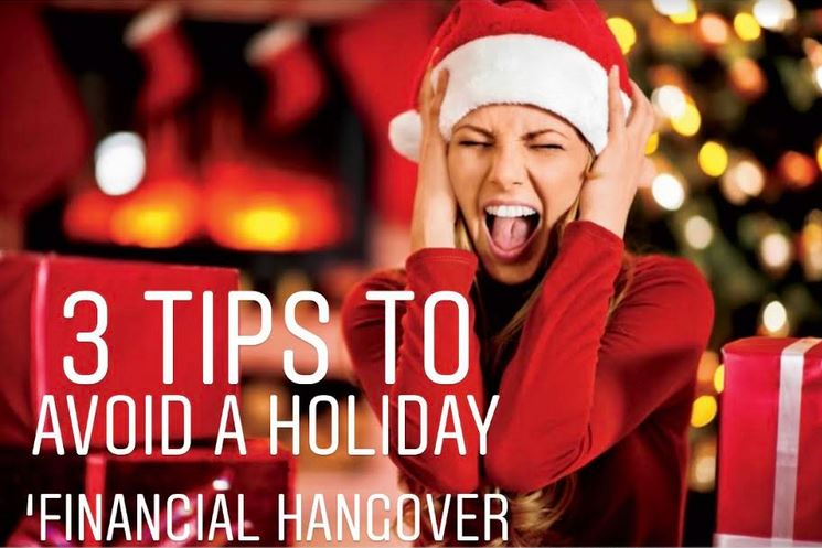 How to Avoid A Holiday Induced 'Financial Hangover'