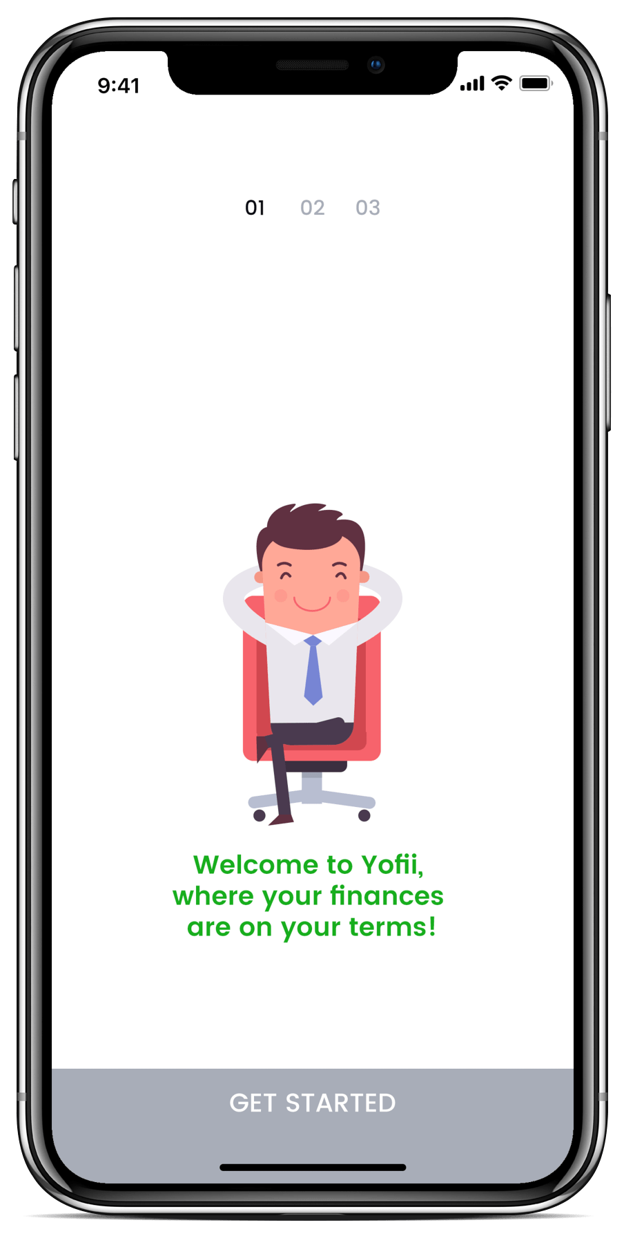 Yofii: The World's First Intelligent Debt App